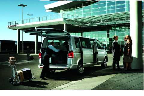 London Airports to City Center: Shared Arrival Transfer