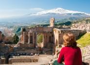 2-Stunden-Privat Taormina Führung