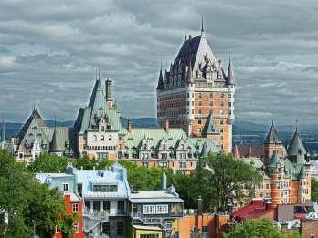 Quebec Zentrum: Privattour mit einem Einheimischen
