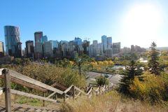 Calgary: Tour Privado com um Local