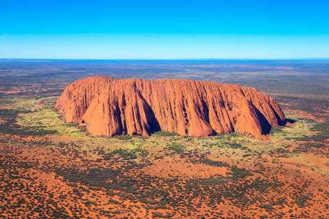 Uluru 15-Minute Helicopter Experience