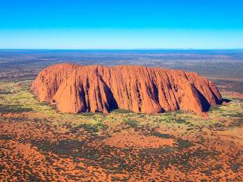 Uluru: Spektakulärer 15-Minuten Helikopterflug