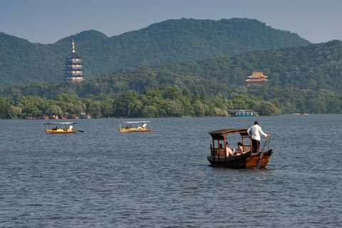 From Shanghai: Full-Day Private Hangzhou Tour