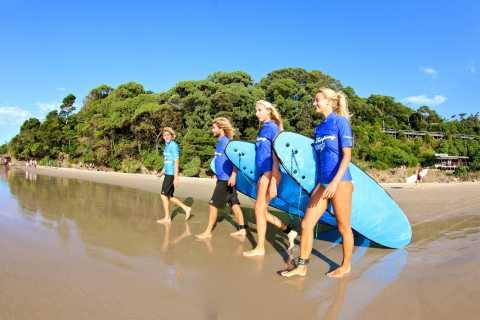 Byron Bay: Surfkurs in kleinen Gruppen