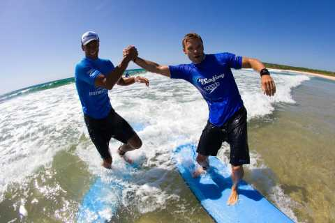Byron Bay: 1,5-stündige private Surfstunde