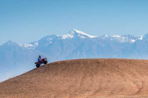 Full-Day Agafay Desert Quad Adventure from Marrakech