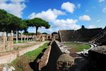 From Rome: Ostia Antica Ruins