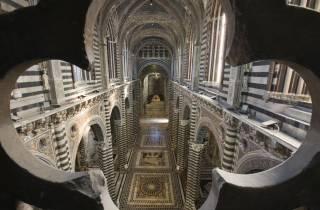 Schnelleinlass: Ticket für den Dom von Siena