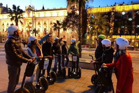Barcelona: 2-Hour Segway Group Tour by Night
