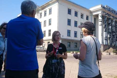 Lonely Planet Experiences: Soviet Vilnius Small-Group Tour