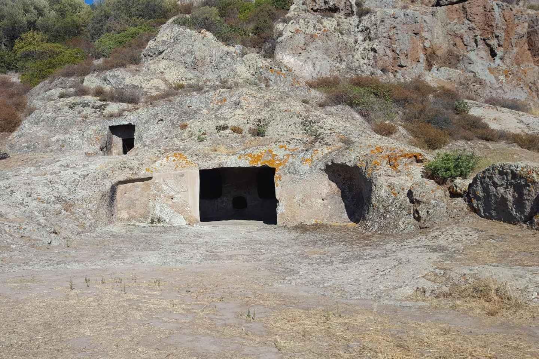 Cagliari: Archäologische Stätte von Montessu Geführte Besichtigung