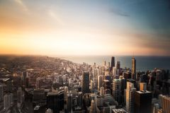 Chicago Welcome Tour: Tour Privado com um Local