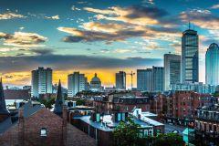 Bem-vindo a Boston: Tour privado com um local