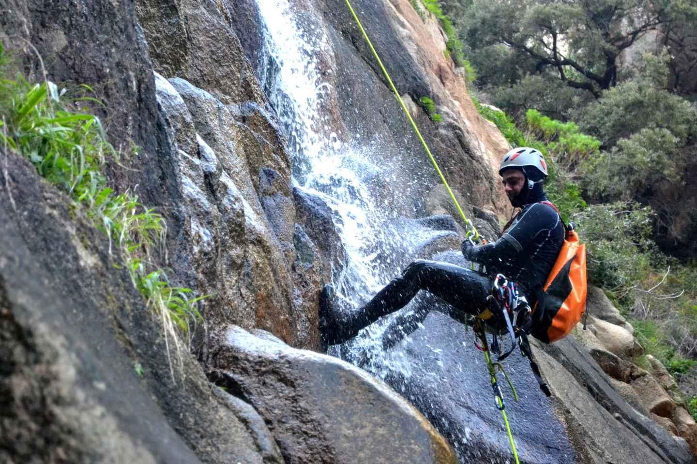 Cagliari: Canyoning in Sardinien