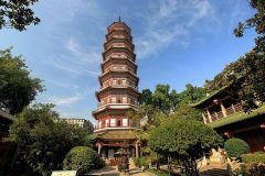 De Guangzhou: 4 horas guiada Tarde Posto
