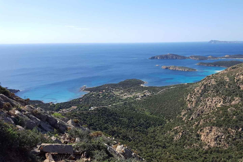 Ab Chia: Private Jeep-Tour zu den versteckten Stränden Sardiniens