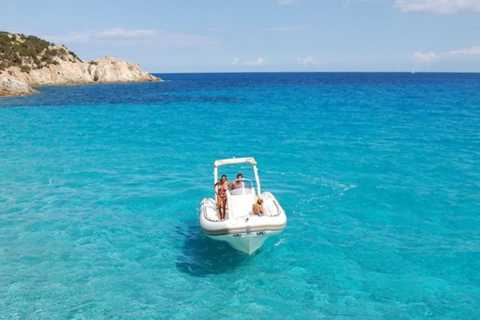 Cagliari: Between the Mountains & Sea Tour by Jeep & Dinghy