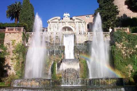 Tivoli and Villa D'Este from Rome