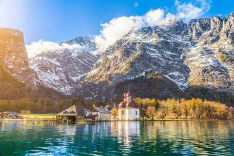 De Salzbourg: Berchtesgaden et Königssee
