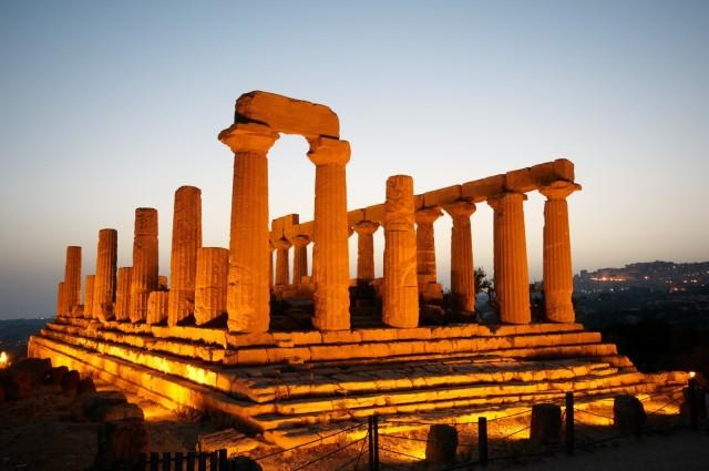 Sicilië: Rondleiding door Valle dei Templi