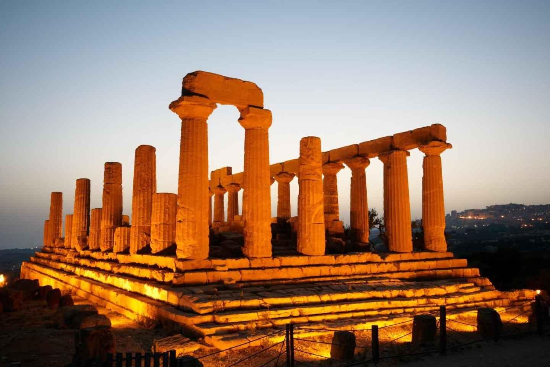 Sizilien: Führung durch das Valle dei Templi