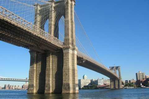 From Manhattan: 2-Hour Brooklyn Bridge Park Bike Tour