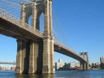 Von Manhattan: 2-stündige Brooklyn Bridge Park Radtour