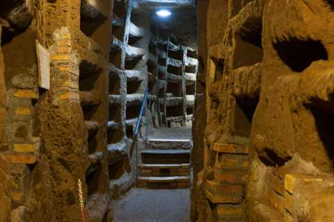 Rome: Catacombs & Appian Way 3-Hour Private Guided Tour