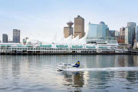 From Vancouver: Victoria Whale Watching Adventure