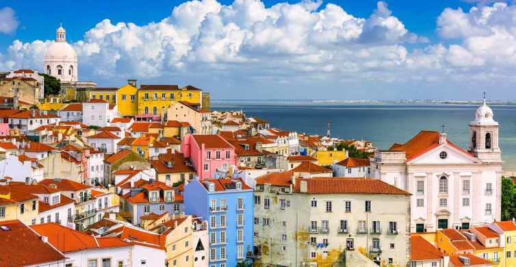 Lisbon & Sintra: Full-Day Supersaver Private Tour