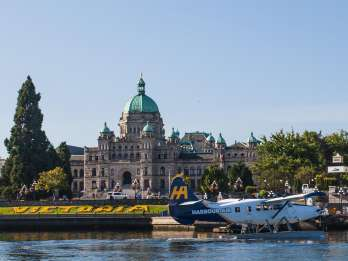 Victoria, Kanada: Panoramatour im Wasserflugzeug