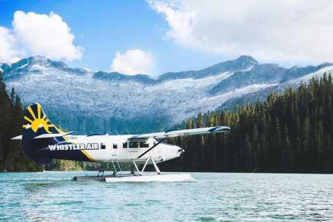 Whistler Spectacular Glacier Tour en hidroavión
