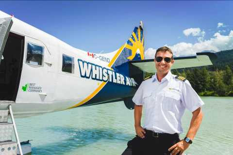 Whistler Valley Tour by Seaplane: 20-Minute Flight