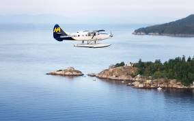 Taste of the West Coast Seaplane Tour