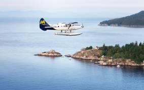 Taste of the West Coast Seaplane Tour
