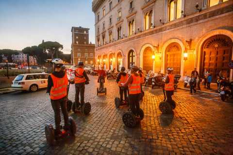 Roma: tour serale in Segway