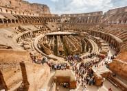 Rom: Kolosseum, Trevi-Brunnen und mehr Kombi-Tour