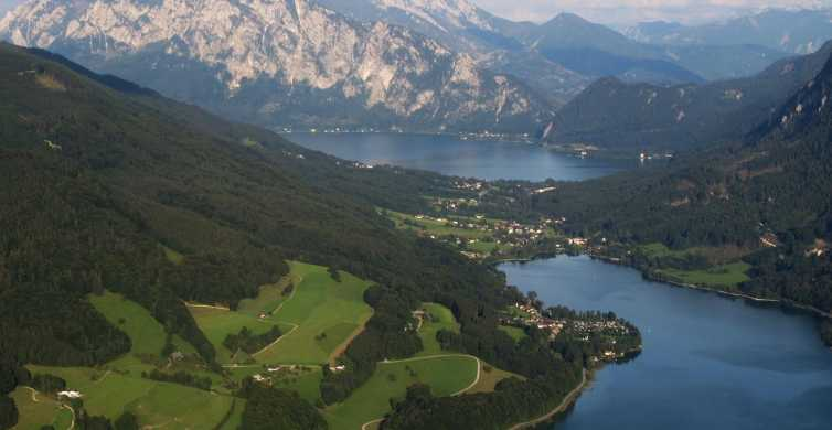 Salzkammergut Mountain: Mountains & Lakes from Salzburg