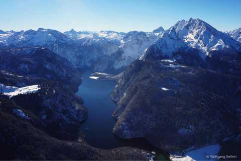 From Salzburg: Half-Day Tour of Berchtesgaden