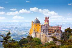 Sintra: Ingresso Sem Fila ao Parque e Palácio da Pena