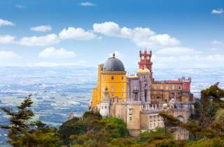 Sintra: Palácio Nacional da Pena & Park ohne Anstehen