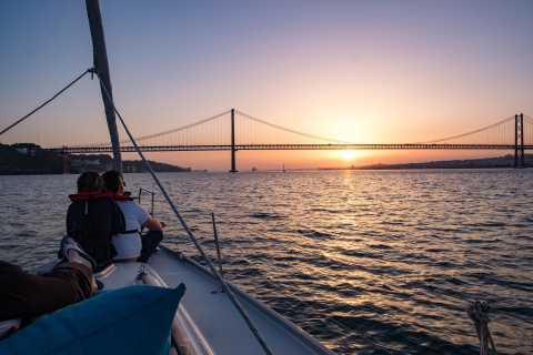 Lisbona: crociera di 1 o 2 ore lungo il Tago