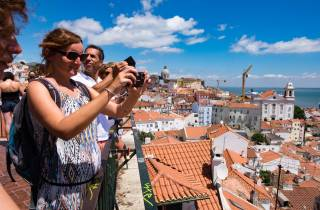 Lissabon: Stadtrundgang Geschichte(n) und Lifestyle