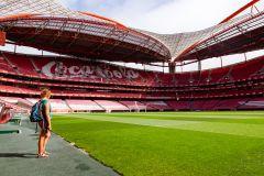 Lisboa: Tour Estádio da Luz e Entrada Museu Benfica