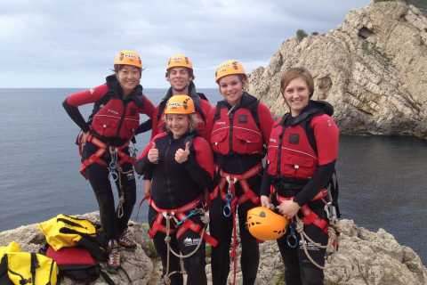 Mallorca: 4-uur Cliff Jumping Adventure