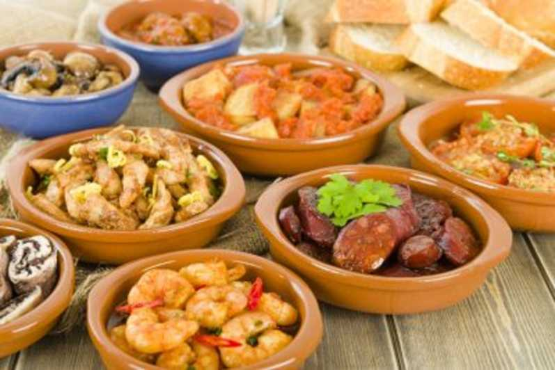 Seville Tapas Tour   GetYourGuide