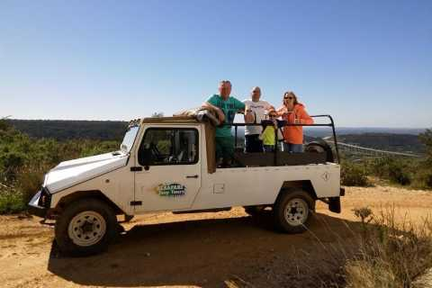 Algarve Full-Day Jeep Safari Tour with Lunch