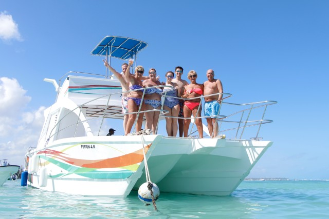 Punta Cana VIP Catamaran Charter and Snorkeling