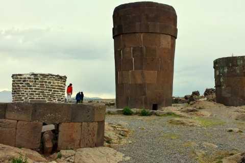 Half-Day Sillustani Inca Cemetery Tour