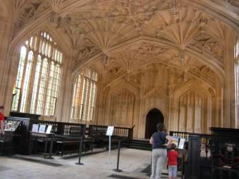 Oxford: Harry-Potter-Drehorte – 2-stündige Privattour